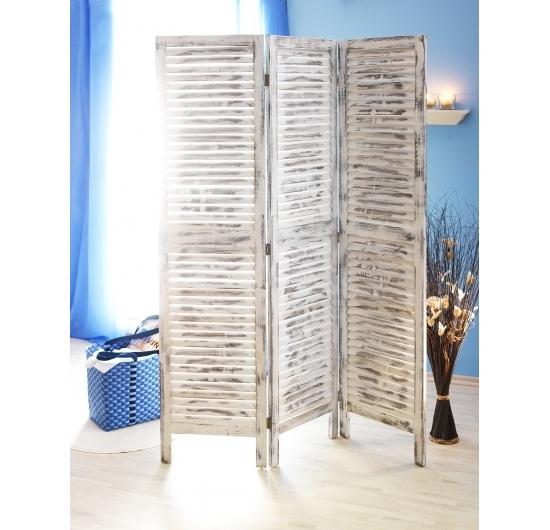 paravent 3 tlg 3x40 cm 170cm h he holz produkte. Black Bedroom Furniture Sets. Home Design Ideas