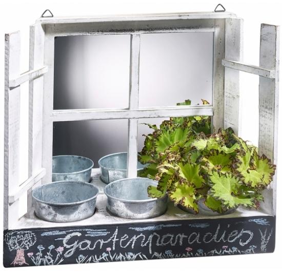 deko fenster f r blument pfe wei produkte locker b2b shop. Black Bedroom Furniture Sets. Home Design Ideas