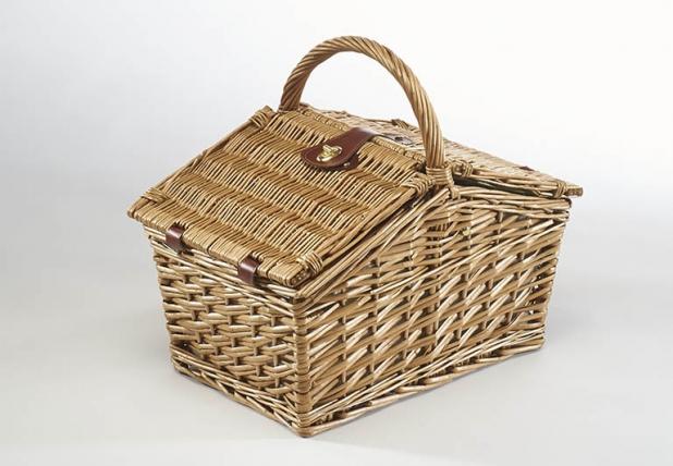 picknickkoffer f r 2 pers weide gr n picknickk rbe locker b2b shop. Black Bedroom Furniture Sets. Home Design Ideas